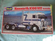 """** Rare ** Revell Kenworth K100 VIT """"Australia"""", open"""