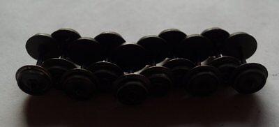 Metodico Märklin 10 Ruote: 10mm-mostra Il Titolo Originale Ineguale Nelle Prestazioni