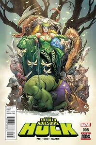 Totally-Awesome-Hulk-Comic-Issue-5-Modern-Age-First-Print-2016-Pak-Choi-Martin