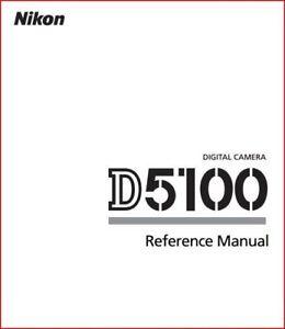 Nikon D5100 User Manual Pdf