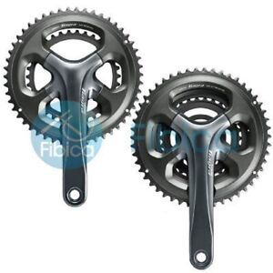 New-Shimano-Tiagra-FC-4700-4703-Road-Crank-Crankset-Double-Triple-170-175-172-5