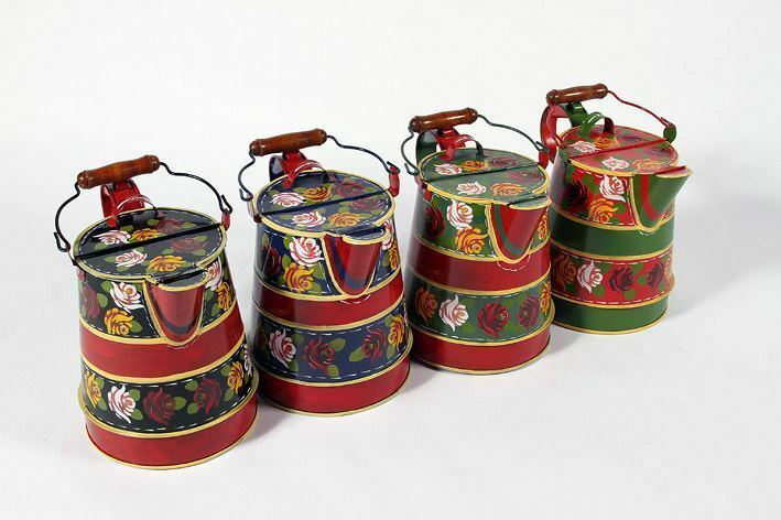 'Shaftsbury' Narrowboat Watering Cans in Various Finished and Sizes
