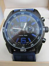 EA Orologio Moda Italia Fashion Watch Blue