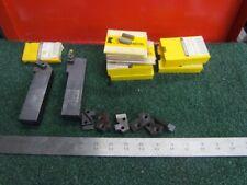 Kennametal Cut Off Tool Holders Amp Inserts I 012