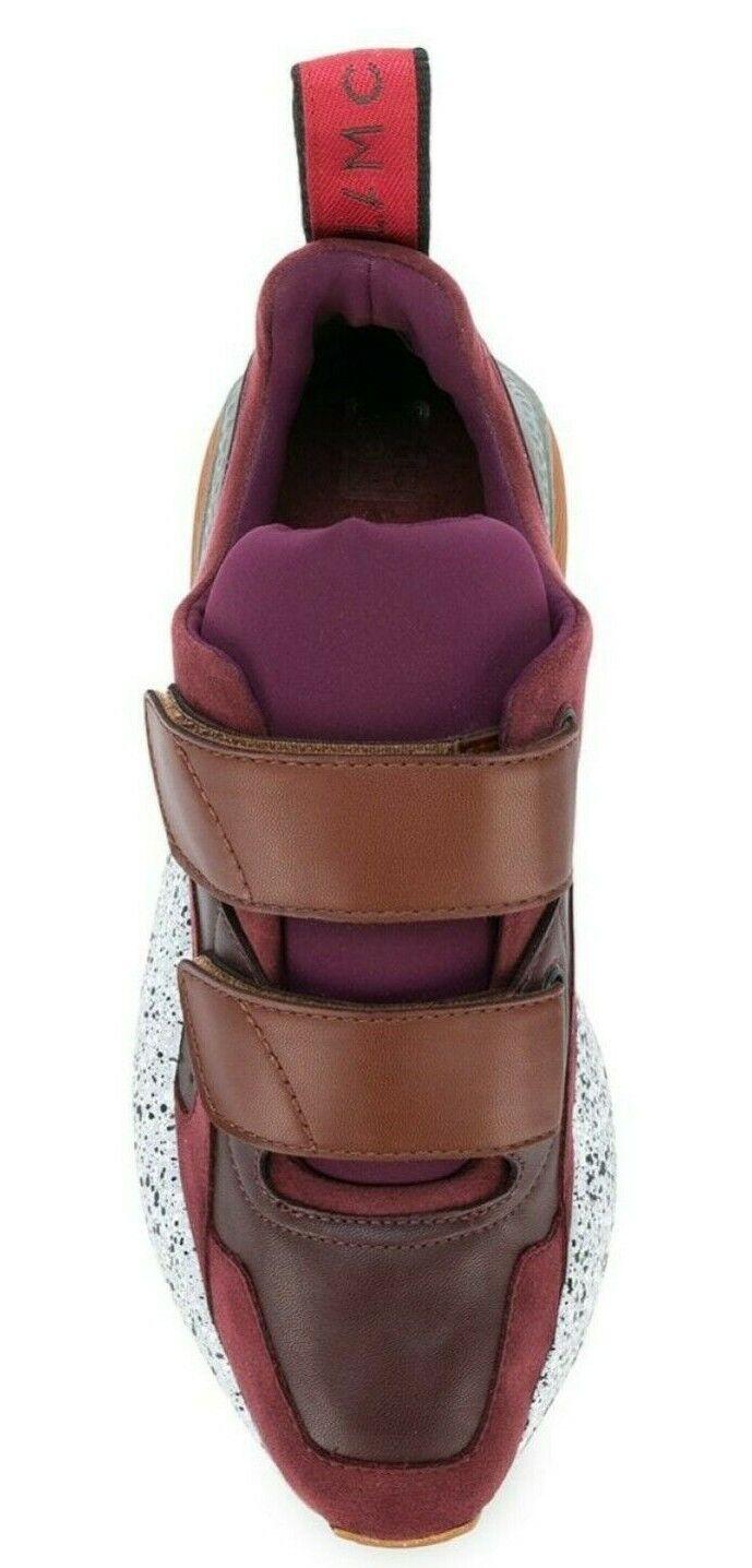 Stella Mccartney Eclipse Low -Top  scarpe da ginnastica scarpe da ginnastica Scarpe Trainers 36  presa di marca