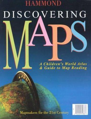 Discovering Maps a Children's World Atlas