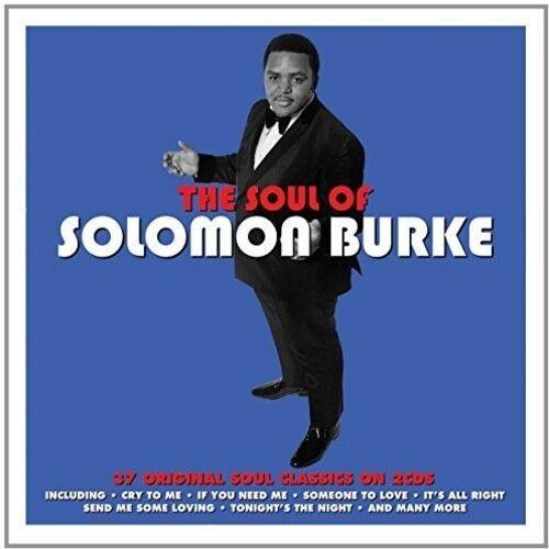 Solomon Burke - Soul of [New CD] UK - Import