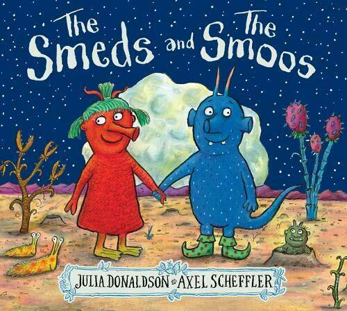 The Smeds and the Smoos PB: 1 by Julia Donaldson, NEW Book, FREE & FAST Delivery