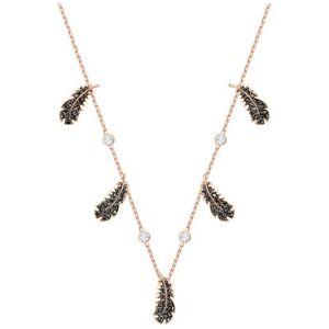 Swarovski Collar de Metal Joyería para Mujer - Oro Rosa (5497874)