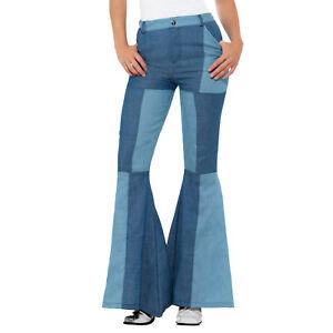Vestido jeans hippie
