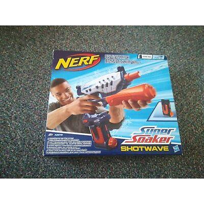 Nerf super soaker Shot wave