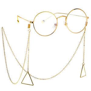 Triangle-Eye-Glasses-Sunglasses-Spectacles-Eyewear-Chain-Holder-Cord-Lanyard-DIY