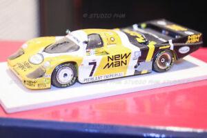 PORSCHE-956-N-7-JOEST-RACING-NEW-MAN-Winner-24H-du-MANS-84-CLASS-1-43-No-Spark