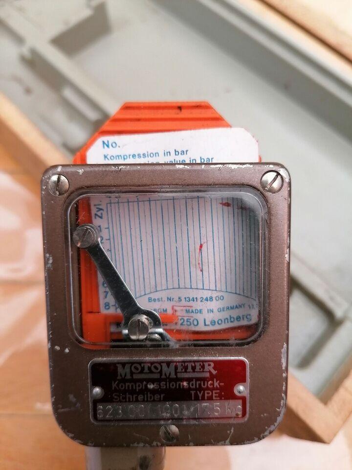 motometer/tændningspistol