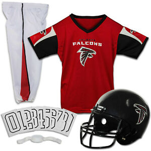 Discount Kids Atlanta Falcons Jersey Helmet NFL Football Youth Sports Uniform  for sale