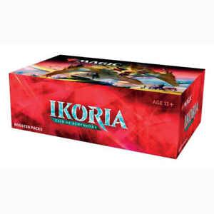 MTG-Ikoria-Lair-of-Behemoths-DRAFT-BOOSTER-CASE-6-Sealed-Boxes-English