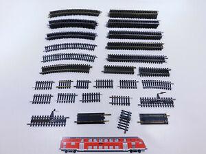 CR126-1-48x-Fleischmann-H0-DC-Gleis-Ausgleichsstueck-etc-1700-1701-2-03-etc