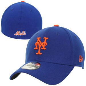 New York Mets NY New Era MLB 39THIRTY Team Classic Stretch Flex Cap ... 7fac57089d2