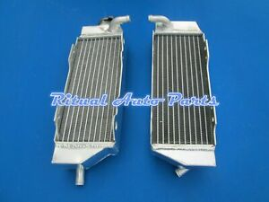 FOR Yamaha WR 400 F WR400F 1998  1999 2000  aluminum radiator