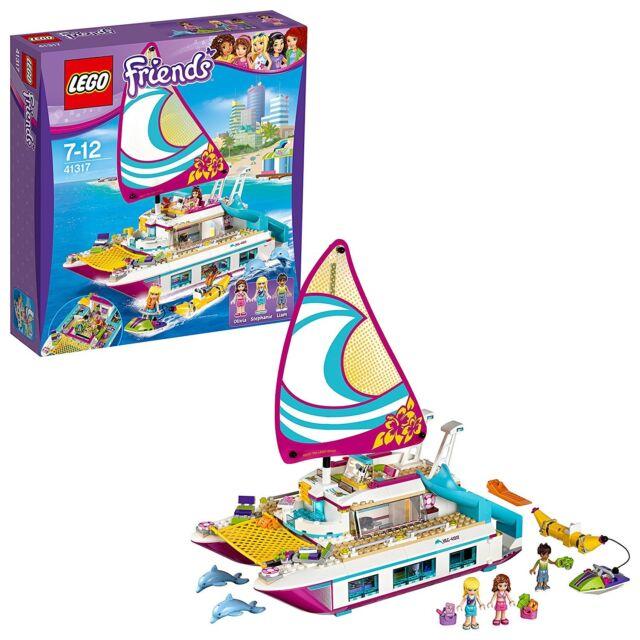 LEGO 41317 Friends Sunshine Catamaran  Brand New