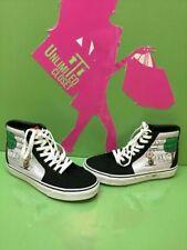 4de410ad9a item 2 VANS X PEANUTS Sk8 Hi Black White Canvas Lace Up Skate Shoes Mens  5.5 Women s 7 -VANS X PEANUTS Sk8 Hi Black White Canvas Lace Up Skate Shoes  Mens ...