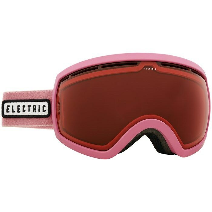 Electric Visual EG2.5 Bubble Gum Snowboarding Goggles (Pink)