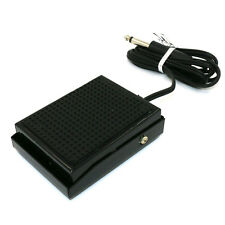 Pro Mini Compact Metal Tattoo Foot Pedal Switch Footswitch Power Supply