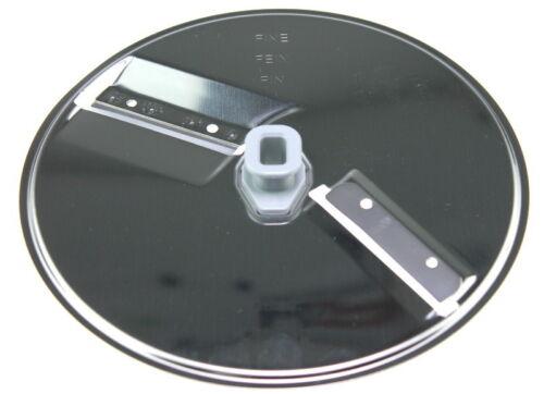 MK3501 Küchenmaschine Grob // Fein für MK3500 Siemens 12007725 Schneidscheibe