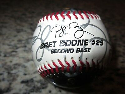 Baseball & Softball Fanartikel Brett Boone 2001 Seattle Seeleute Mlb All Star Fotoball Baseball