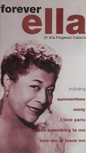 Ella Fitzgerald-Forever Ella Cassette.1996 Verve 529 387 4.Summertime/Misty+