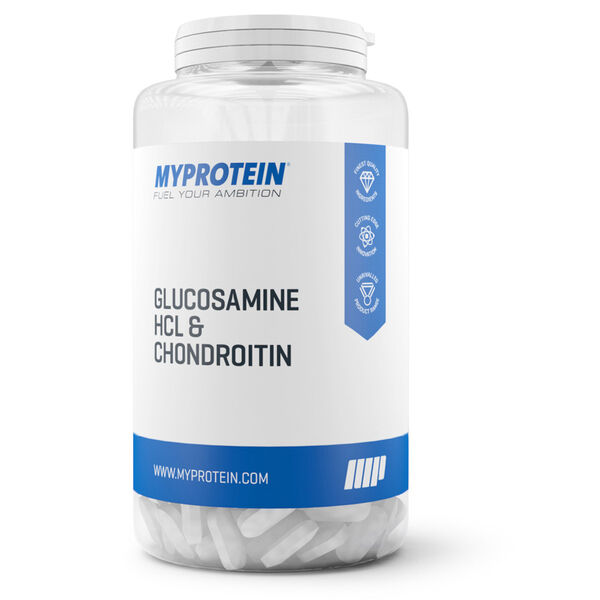 Myprotein Glucosamine HCL And Chondroitin 120 Tablets Joint Health Supplement