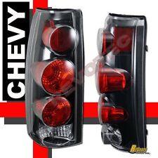 1988-1998 Chevy GMC C/K C10 Z71 Truck Silverado Sierra G4 Black Tail lights