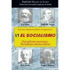 Doctrinas y Regimenes Politicos Contemporaneos: I / 1. El Socialismo (Socialismo Marxista-Socialismo Democratico) by Sigfredo Hillers de Luque (Paperback / softback, 2014)