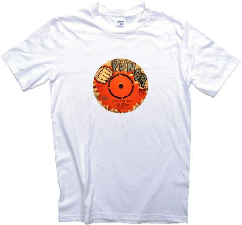 Max Romeo Reggae Pama Records Punch Record Label T shirt Mens Ladies Sizes