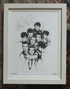MARC-ALMOND-ORIGINAL-PEN-AND-INK-ARTWORK-BY-JOHN-LEE-BIRD-SIGNED-BY-MARC-ALMOND