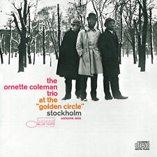 Ornette Coleman  At The Golden Circle Stockholm  DAVID IZENZON CHARLES MOFFETT
