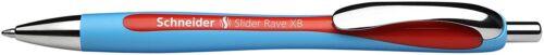 Schneider Kugelschreiber Slider Rave XB rot