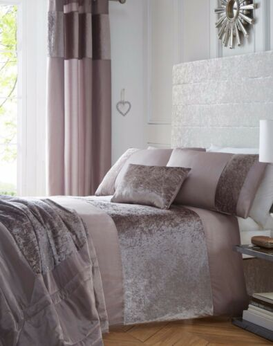 BOULEVARD MINK LUXURY BEDDING SETS,QUILT//DUVET COVERS /& PILLOW CASES