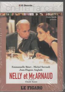 Collection-Le-Figaro-Nelly-Et-Mr-Arnaud-Dvd-M-Serrault-Emmanuelle-Beart-Neuf
