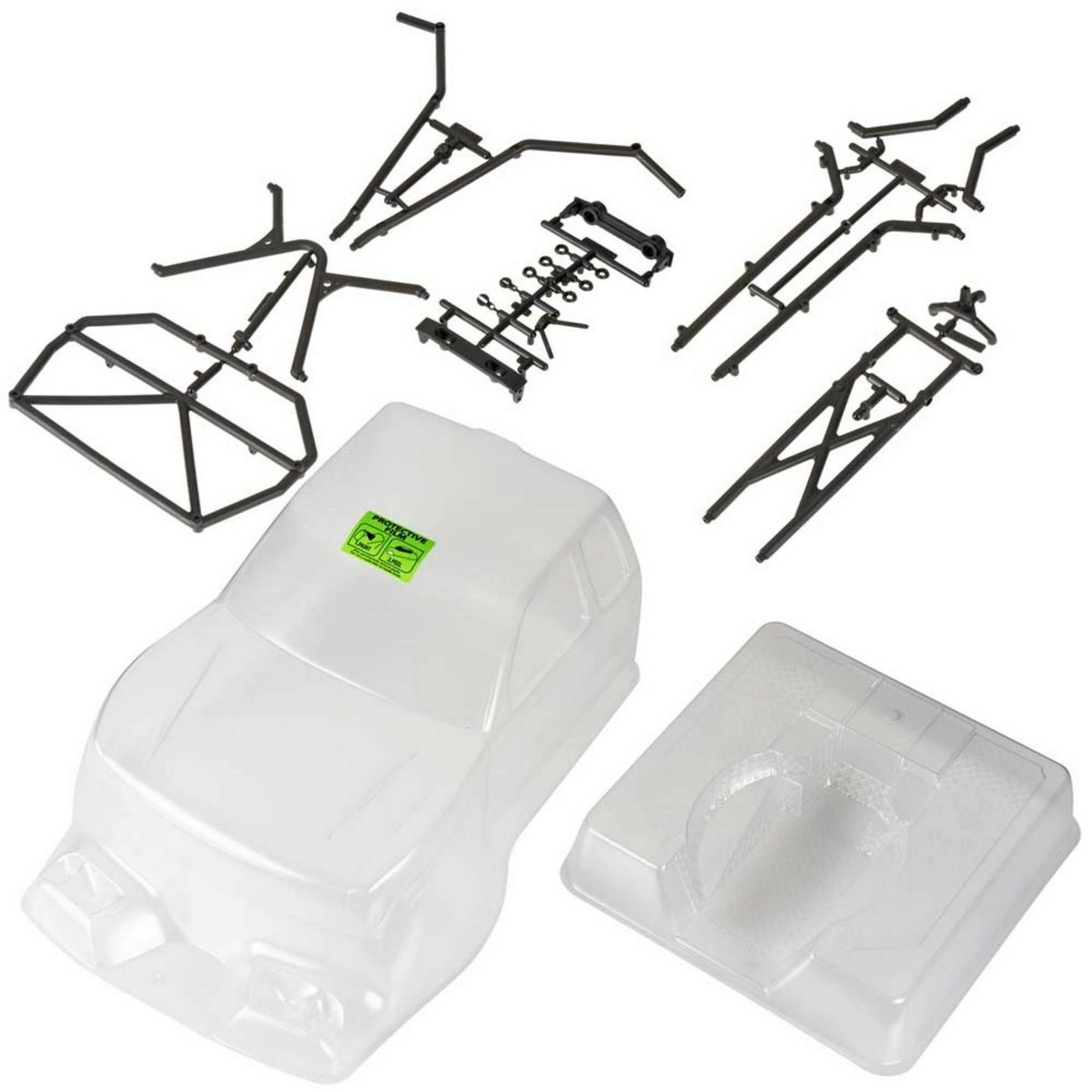 Axial Trail Honcho Body w Cage - AXI4025
