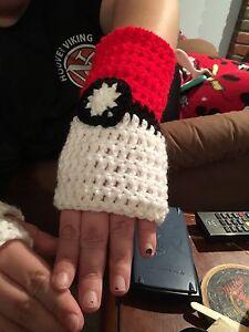 Pokemon Gloves by LauraJensen09 on DeviantArt | 300x225