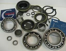 """BK516 BEARING KIT FITS  BMW /""""NP125/"""" 2000-2003 X5 ALUMINUM CASE 3.0l /& 4.4L"""