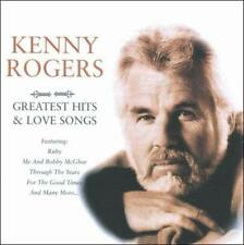Greatest Hits & Love Songs by Kenny Rogers (CD, Feb-2008, 2 Discs, Not Now Music)
