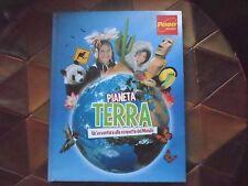 album figurine Pianeta terra penny market,no panini