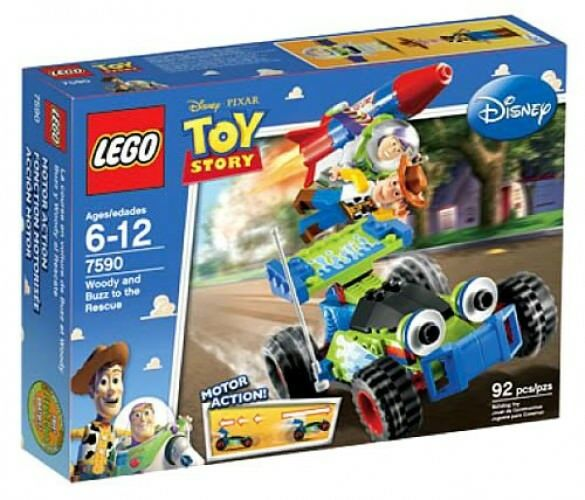 LEGO Toy Story Woody & Buzz To The Rescue Set  7590