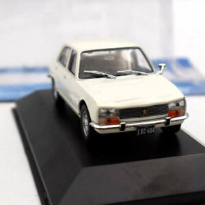 ALTAYA-1-43-IXO-PEUGEOT-504-1969-modelos-diecast-coleccion-limitada-de-Juguete-En-Miniatura