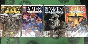 X-Men The Hellfire Club #1-4 Uncanny Mister Sinister Magneto Marvel Comics