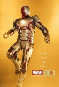 Y-1432-Avengers-infinity-War-Movie-27x40-24x36-Hot-Poster-10-Years-Marvel-Comics