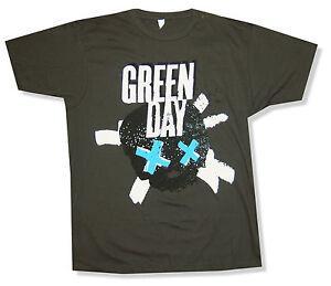 GREEN-DAY-034-HEART-034-CHARCOAL-GREY-T-SHIRT-NEW-NWT-OFFICIAL-ADULT-BILLIE-JOE
