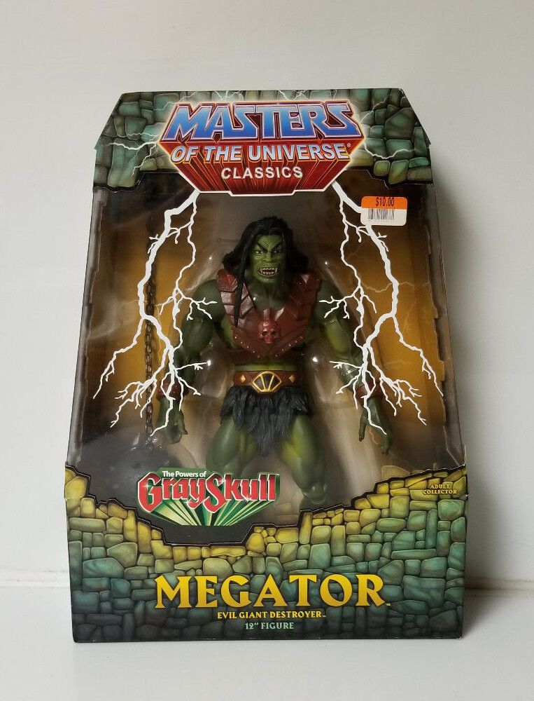 Masters of the the the Universe Megator 12  Figure d408ad